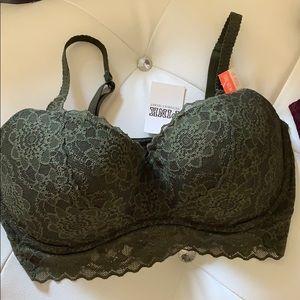 NWT Victoria's Secret Lace Bralette Push Up